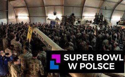 Super Bowl w Polsce