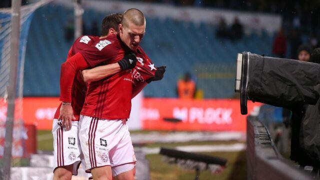 Napastnik Wisły Kraków przechodzi do ligi MLS