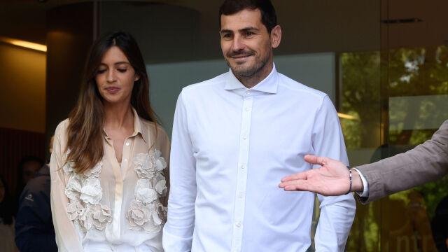 """Casillas opuściłszpital, czeka go długa przerwa. """"Najważniejsze, że wciąż tu jestem"""""""