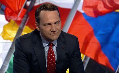 """Sikorski, Piecha, Neumann w """"Faktach po Faktach"""". Cała rozmowa"""