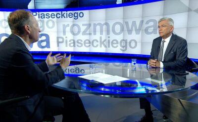 Stanisław Karczewski o kandydacie Zjednoczonej Prawicy na premiera w wyborach parlamentarnych