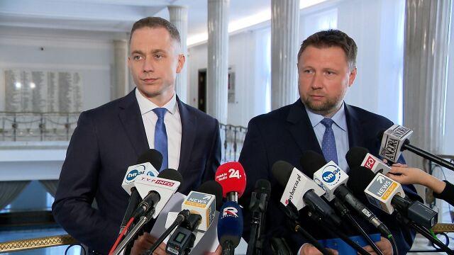 PO wnioskuje do NIK o kontrolę i zapowiada wotum nieufności wobec Ziobry