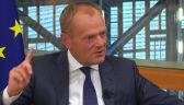 Tusk: ministerstwo sprawiedliwości stało się ministerstwem nienawiści i pogardy