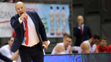 Dwóch skreślonych. Trener Polaków ogłosił kadrę na koszykarski mundial