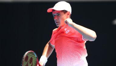 Szczęście Majchrzaka. Jest pewny występu w Australian Open 2020