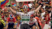 Bennett wygrał 3. etap Vuelta a Espana, Sajnok 9.