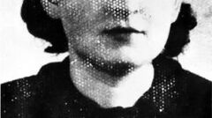 Zofia Machalak, zamordowana w dniu 1 września 1939 r. w Wieluniu przez lotników hitlerowskich