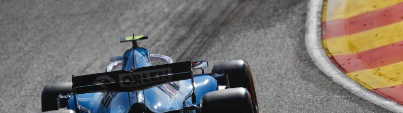 Sponsor zostaje z Kubicą i w Formule 1.