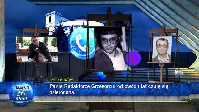 Druga rocznica śmierci Grzegorza Miecugowa