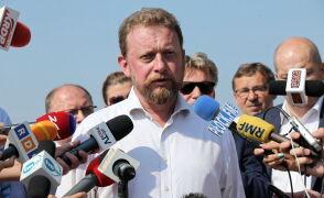 Szumowski: teraz woda jest bezpieczna, ale sytuacja jest dynamiczna