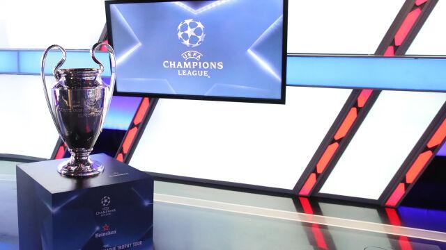 Wraca Liga Mistrzów. Losowanie na żywo w Eurosporcie 1