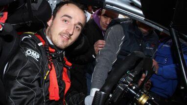 """Kubica wybrał przyszłość z Fordem. """"Ma głód jazdy jak mało który kierowca"""""""