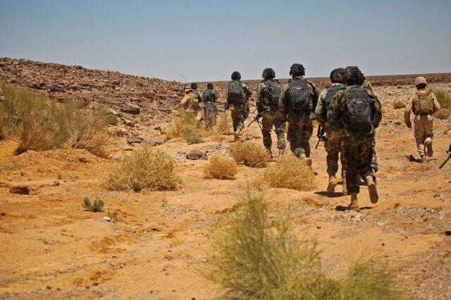 """""""Le Figaro"""": Tajne, elitarne komando w Syrii. Dowodzą Amerykanie i Izraelczycy"""