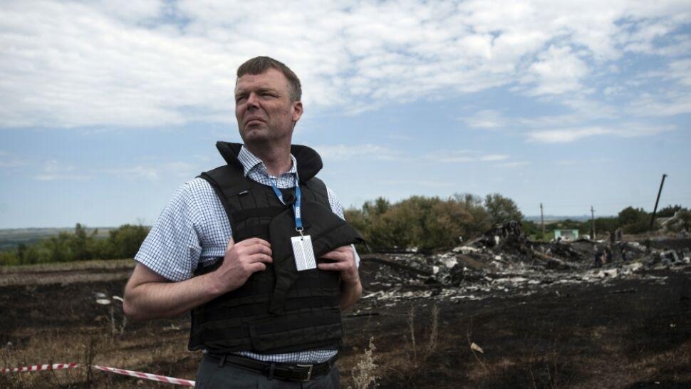 Rosyjskie MSZ oskarża misję OBWE: wrażenie, że popiera Kijów