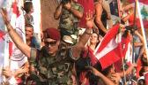 Libańscy żołnierze wracają do domów jako bohaterowie i tak też są witani