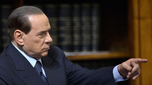 Berlusconi gotowy do powrotu