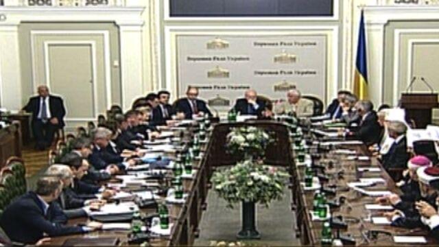 Jedyne ustalenie okrągłego stołu w Kijowie to kolejny okrągły stół. Tym razem w Doniecku