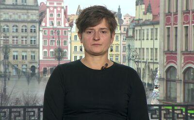 Siostra Bieleckiego: bardzo długo trwało, zanim zaczęli schodzić z Revol