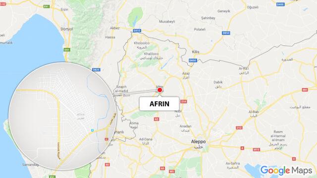 Turecki śmigłowiec zestrzelony.