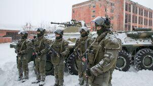 Ukraina przekazuje listę Serbów walczących  w Donbasie. Belgrad nie reaguje