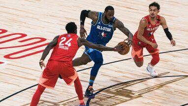 LeBron James był krytyczny. Mecz Gwiazd NBA jednak się odbędzie