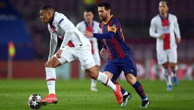 Hit z podtekstami dla PSG. Mbappe w wielkim stylu przyćmił Messiego