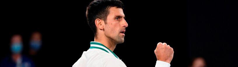 Niesamowity wyczyn Djokovicia. Pobił rekord Federera