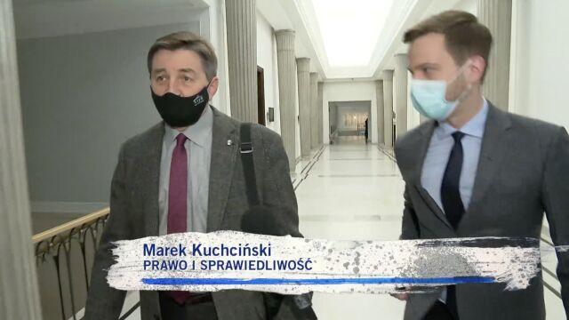 Marek Kuchciński o Porozumieniu