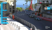 Fantastyczna walka w czołówce. Evans nowym liderem E-Prix Monako