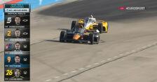 O'Ward wygrał wyścig XPEL 375 w serii IndyCar