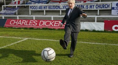 Interwencja premiera. Boris Johnson chce finału Ligi Mistrzów w Anglii