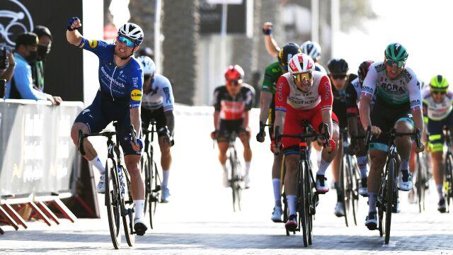 Druga wygrana Bennetta w UAE Tour. Bez zmian na pozycji lidera