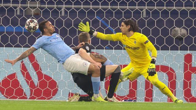 Dominacja Manchesteru City. Jest bliżej ćwierćfinału Ligi Mistrzów