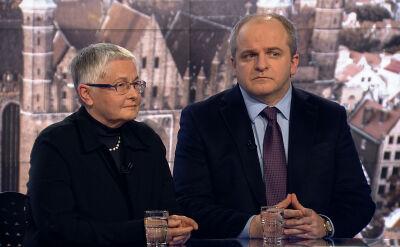 Barbara Labuda o uroczystościach pogrzebowych Pawła Adamowicza