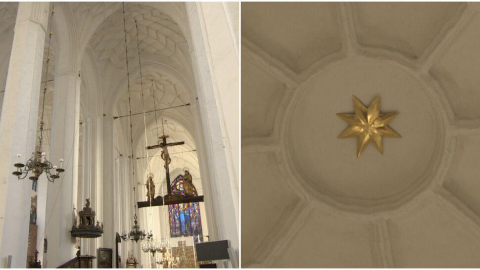 Bazylika Mariacka była mu bliska, na jej sklepieniu jest gwiazda dla jego żony i córek