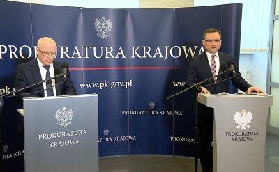 Prokurator Sierak o szczegółach śledztwa ws. ataku na Adamowicza