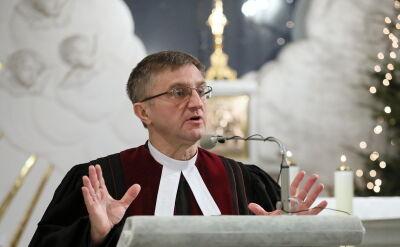Biskup Malicki: w tych dniach szczególnie myślimy o odmianie języka debaty publicznej