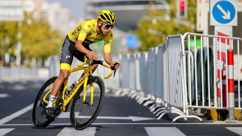 """""""Duma Kolumbii"""" poleci do Europy. Na pokładzie ostatni zwycięzca Tour de France Egan Bernal"""