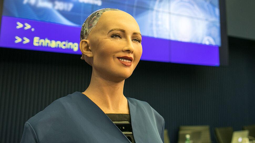 """""""Robot ma więcej zagwarantowanych praw niż kobiety"""""""