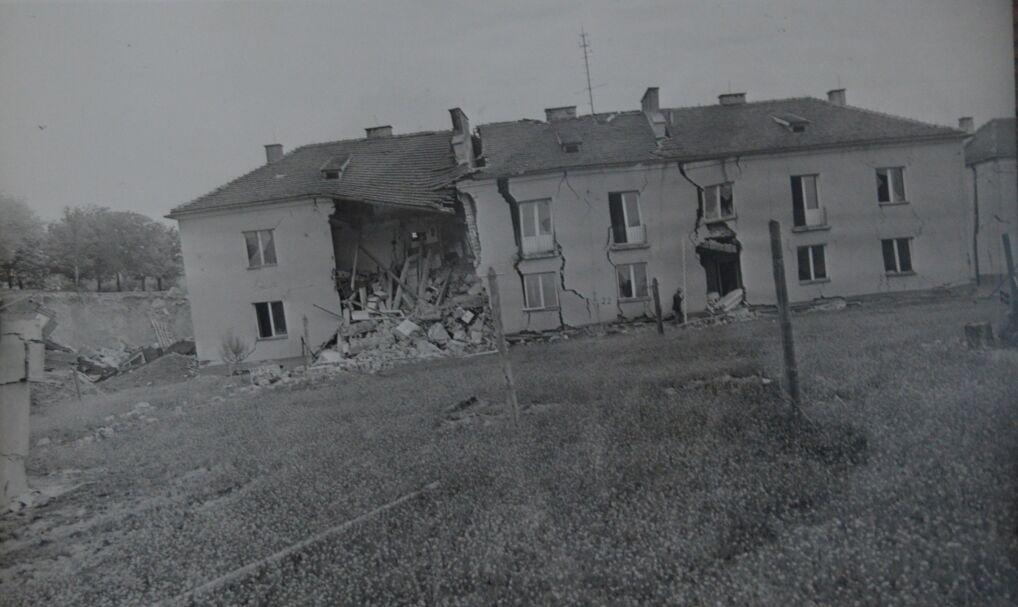 Budynek przy ul. Obrońców Stalingradu 5-7