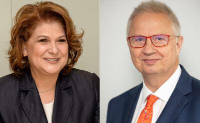 """Rovana Plumb i Laszlo Trocsanyi """"nie są w stanie"""" wykonywać funkcji komisarzy"""