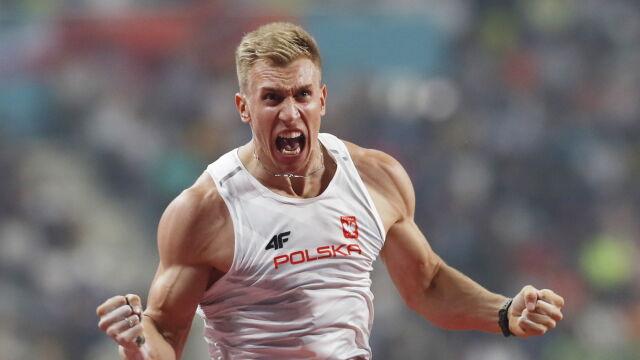 Piotr Lisek nie zawodzi. Trzeci raz wskoczył na podium mistrzostw świata