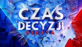 We wtorek Czas decyzji: debata w TVN24