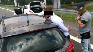 Polscy i czescy policjanci rozbili grupę przemycającą narkotyki