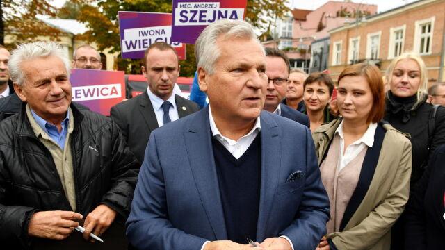 Kwaśniewski: działaczy z okresu PRL łatwiej znaleźć na listach PiS