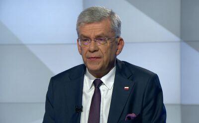 Karczewski: Nie bądźmy naiwni. Przez cztery lata nie da się zmienić wielkiego systemu