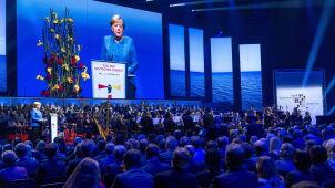 Merkel: zjednoczenie państwa zostało ukończone, jedności Niemców nie było i nie ma
