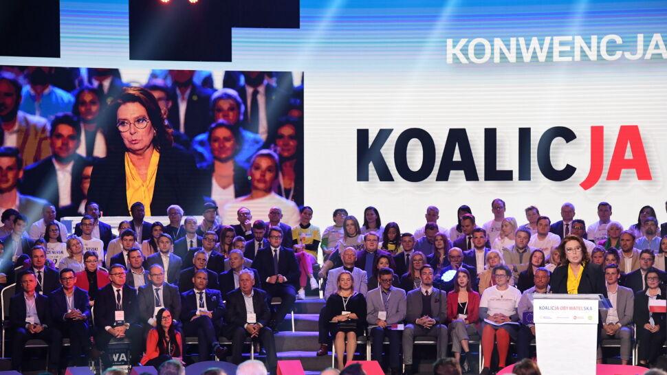Konwencja Koalicji Obywatelskiej w Warszawie