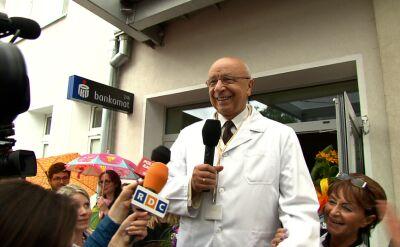 Prof. Chazan nie poda się do dymisji. Prezydent Warszawy czeka na raport