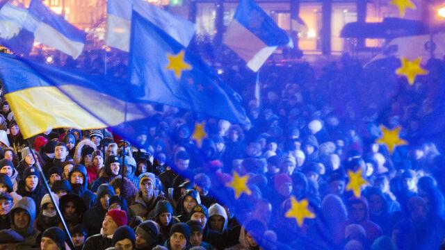 """UE przyjęła deklarację ws. Ukrainy. """"Nie było łatwo ani przyjemnie"""""""